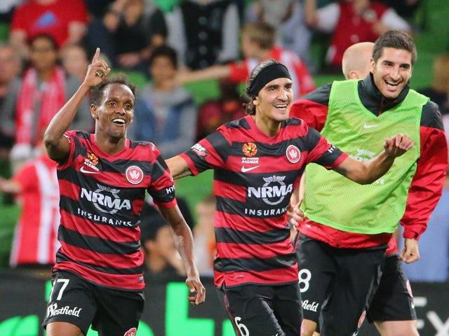 Result: Western Sydney comeback stuns Heart