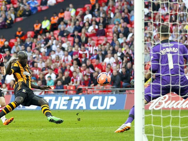 Result: Hull cut down Blades to reach FA Cup final