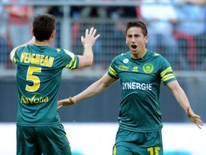 Nantes hammer six past Valenciennes