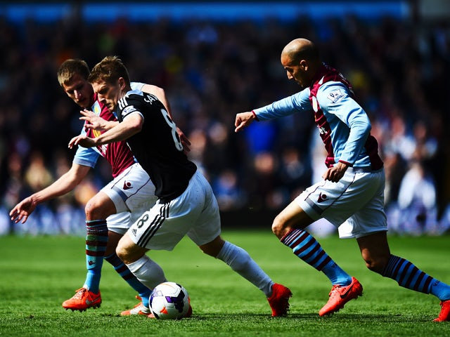 Result: Southampton held at Villa