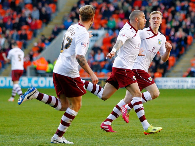Result: Burnley close in on promotion