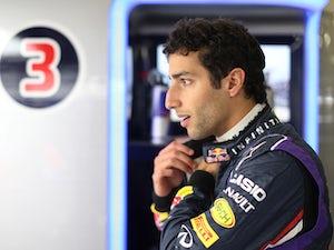 Ricciardo rues