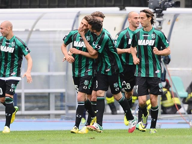 Result: Berardi goal gives Sassuolo away victory