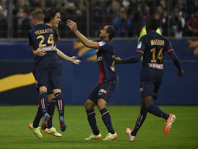 Result: Cavani inspires PSG to Coupe de la Ligue glory