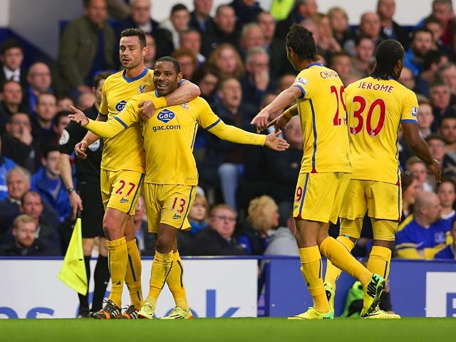 Result: Palace edge past Everton
