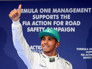 Hamilton clinches pole for Russian Grand Prix