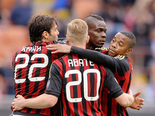 Result: Milan put three past Livorno
