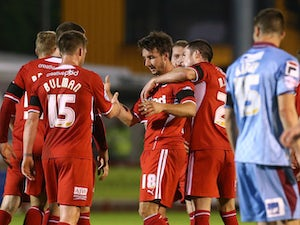 Crawley ease relegation fears with Rovers win