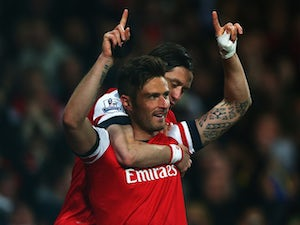 Report: Atletico want Giroud