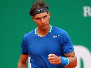 Result: Nadal through to quarter-finals