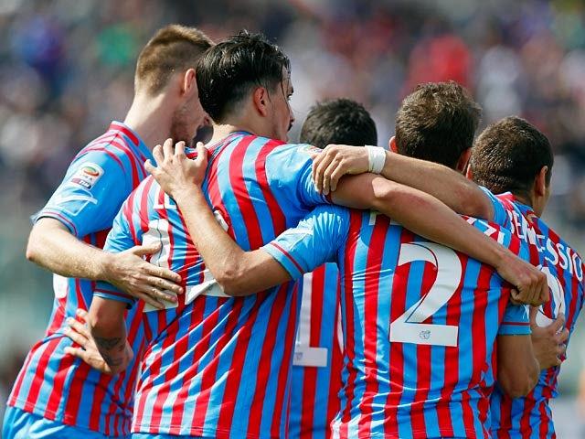 Result: Catania earn vital win