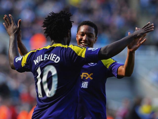 Result: Bony double wins it for Swansea