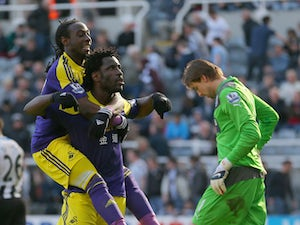 Report: Arsenal quoted £20m for Bony