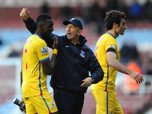 Pulis admits joining Palace was a