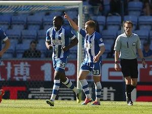 Wigan salvage late draw