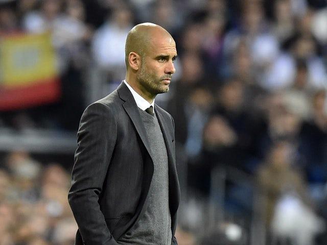 Guardiola expecting tricky Hamburg clash