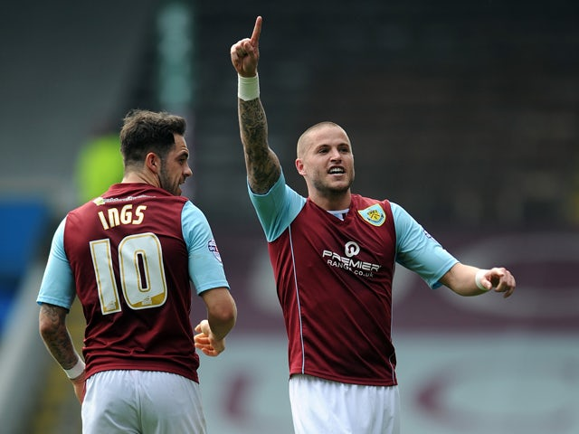 Result: Kightly gives Burnley win