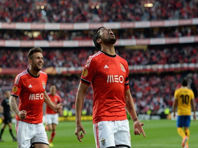 Result: Benfica edge out Juventus