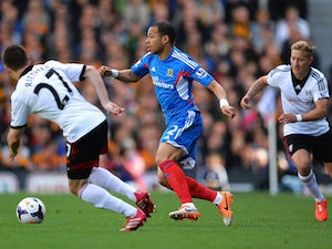 Half-Time Report: Goalless at Craven Cottage