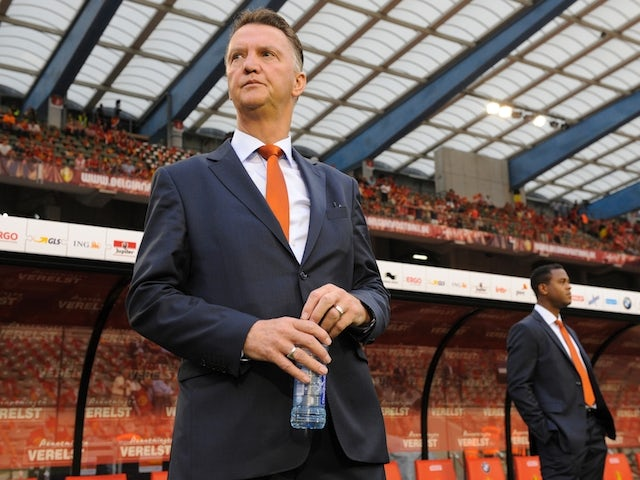 Louis Van Gaal's Wife 'close To Robin Van Persie's Other