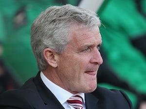 Hughes hopes for quick Fulham return