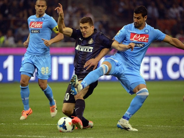 Result: Inter, Napoli play out goalless draw