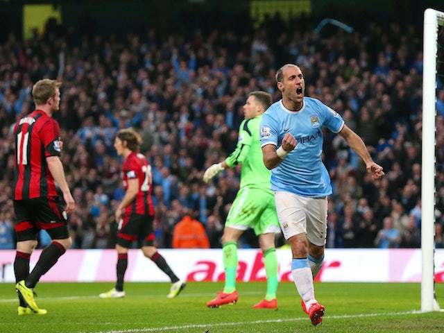 Result: City ease to win over West Brom