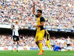 Live Commentary: Valencia 0-1 Atletico - as it happened