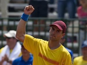 Result: Giraldo beats Almagro to reach final