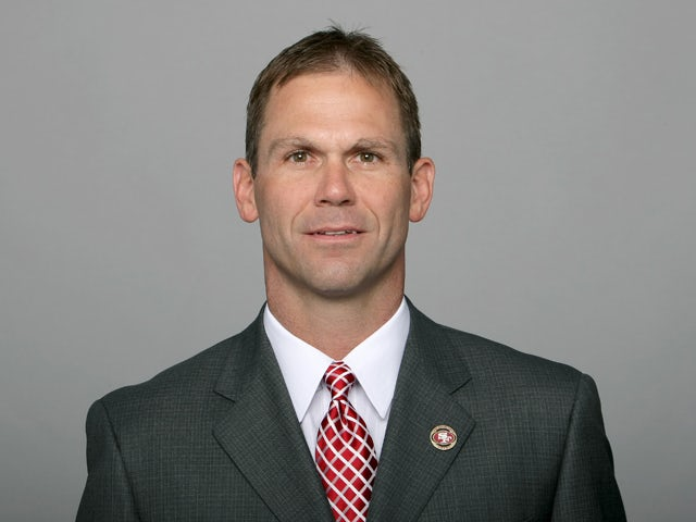 Trent Baalke of the San Francisco 49ers poses for his NFL headshot circa 2011