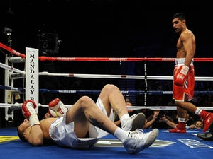 """Hearn: Khan """"very interested"""" in Brook fight"""