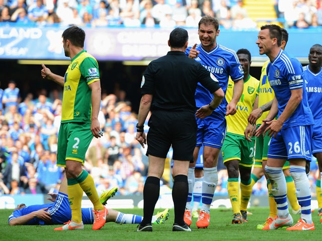 Result: Norwich cling on to survival hopes