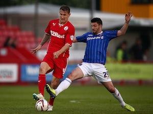 McFadzean joins Burton for club-record fee