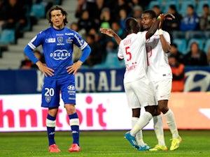 Result: Khazri strikes late to deny Lille