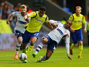 Half-Time Report: Birmingham 45 minutes from relegation