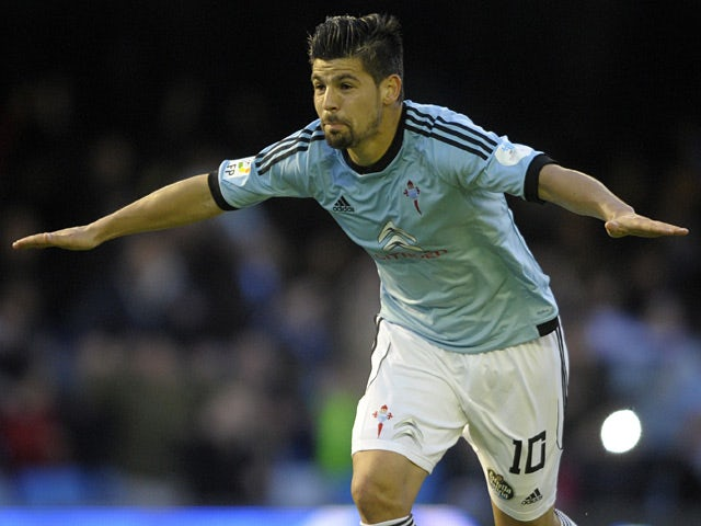 Report: Nolito ready to return for Celta