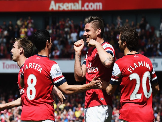 Result: Arsenal edge out Baggies