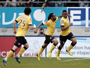 Sochaux boost survival hopes with win