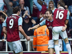 Downing delighted by West Ham display