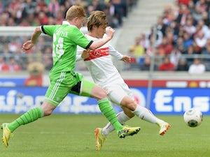 Stuttgart peg back Wolfsburg