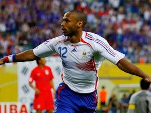 Henry backs France to succeed
