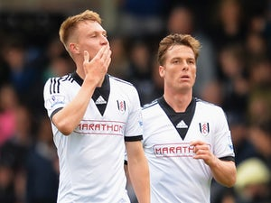 Woodrow gives Fulham lead