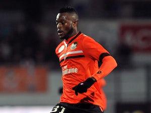Lorient beat nine-man Lyon