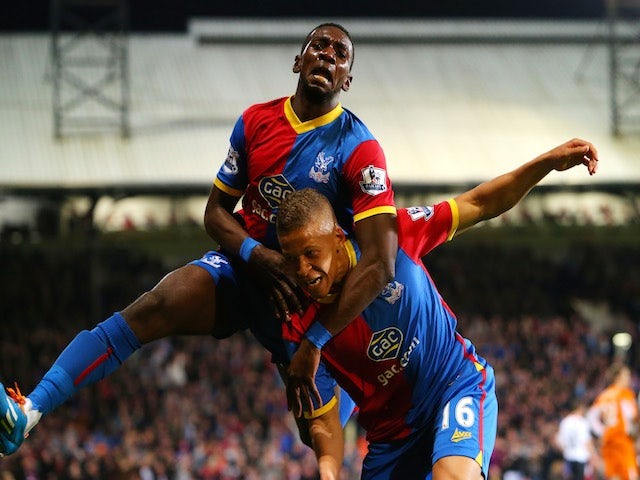 Result: Palace stun Liverpool with comeback