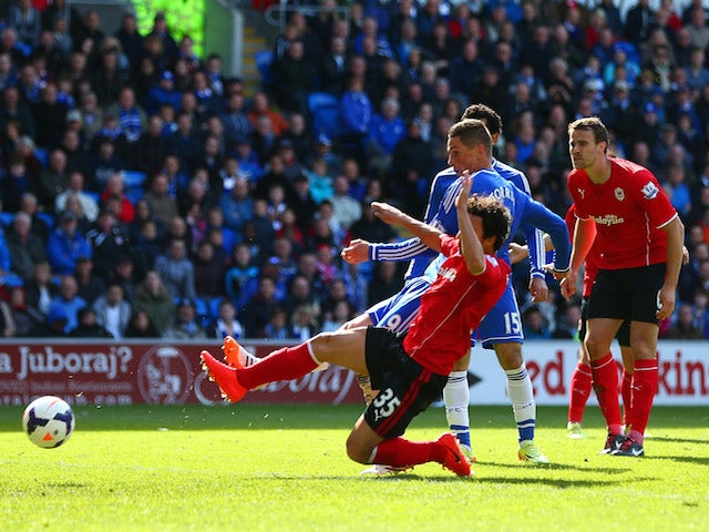 Result: Chelsea stage comeback win over Cardiff
