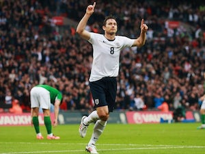 Lampard undecided on England future