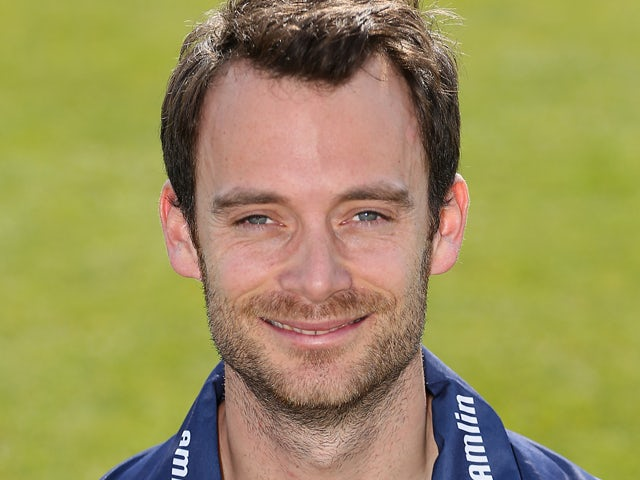 James Foster of Essex poses during the Essex County Cricket Club Photocall at the County Ground on April 1, 2014