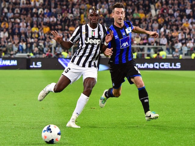 Result: Juve maintain perfect home record