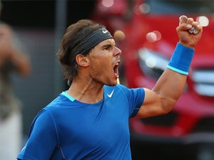 Nadal grabs place in China quarters