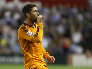 Ramos ruled out for Real Madrid